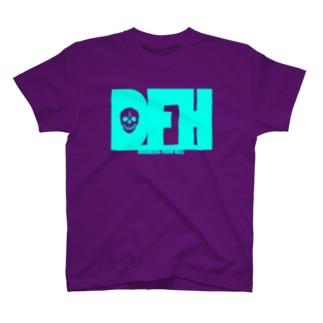 地獄の酔っ払い・腸ブチマケver T-shirts