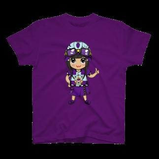 ʚ一ノ瀬 彩 公式 ストアɞのちびキャラ/POPTYPE【一ノ瀬彩】 T-shirts