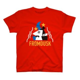 FROMDUSK Tシャツ