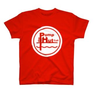 ポンプ小屋教団2018年アパレル 第一弾 Tシャツ