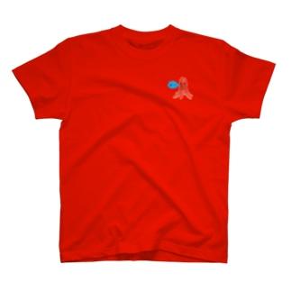 タコウインナー Tシャツ