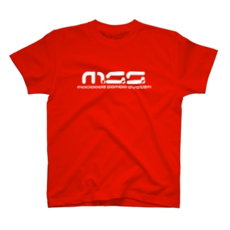 MSS_WH Tシャツ