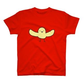 とり Tシャツ