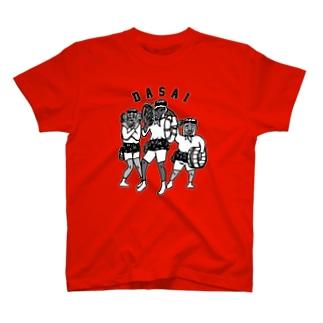 AMACHAN(黒) Tシャツ
