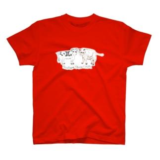 干支(丑年) Tシャツ