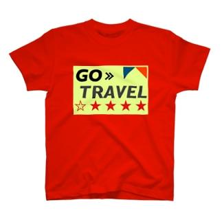 GO TRAVEL Tシャツ