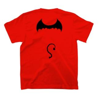 悪魔の羽-ミニデビル T-shirts