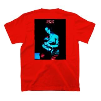 JESUS BORN Tシャツ