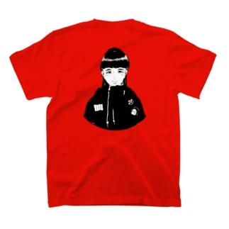 punk girl T-shirts