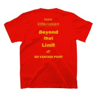 interlaken DREAMS Tシャツ T-shirts