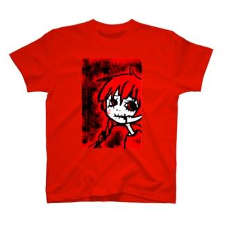 赤色の君 T-shirts