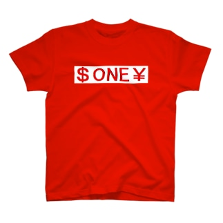 $ONE¥ T-shirts