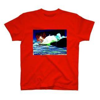 ISLAND(No.02) T-shirts