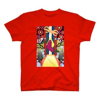 高野山‐kouyasan‐ T-shirts
