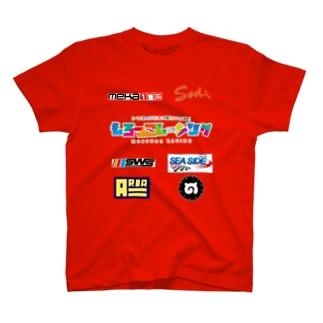 レーシングスーツレプリカ風 T-shirts