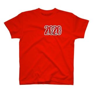 【2020】 全23色 T-shirts
