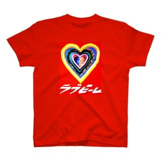 ラブビーム T-shirts
