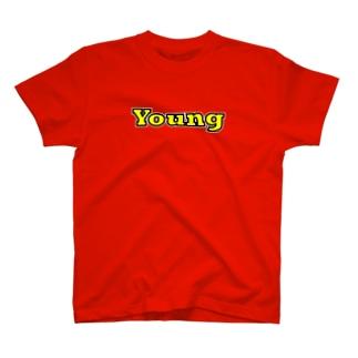 satoimoのヤング T-shirts
