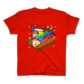 トリハー君(クリスマス) Tシャツ
