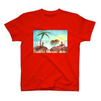 tako island T-shirts