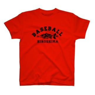 HIROSHIMA BASEBALL  T-shirts