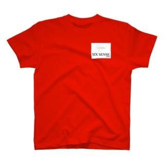 SIX SENSE. T-shirts