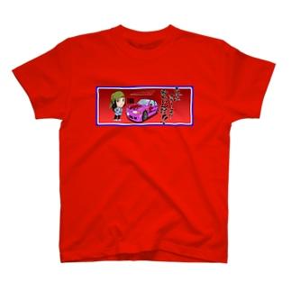 アイカ01 T-shirts