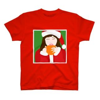 Santa Girl T-shirts