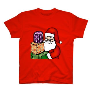 Logic RockStar ICON  Santa T-shirts