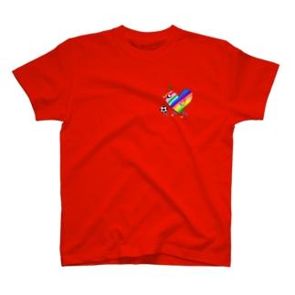 トリハー君 Tシャツ