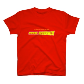 OVER RIDE! T-shirts