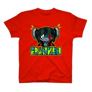 フランケン・クラウス T-shirts