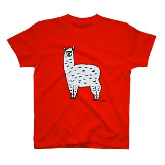 あるぱか。 T-shirts