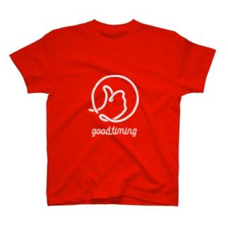 グッズタイミング T-shirts