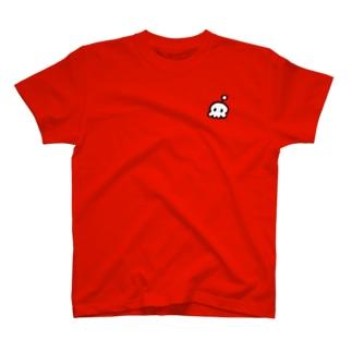 宇宙タコ T-shirts