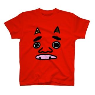 鬼。 T-shirts