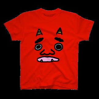 TABERU WSの鬼。 T-shirts