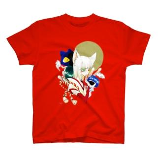 樺楠惟さん T-shirts