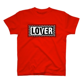 LOVER[デジタル]シリーズ T-shirts