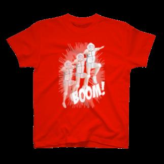 どでかごんのパットマンBOOM! T-shirts