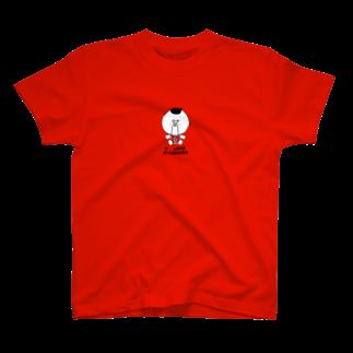 みかたまごの土佐弁を喋るかつらHAMA T-shirts