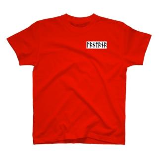 Lantana Tシャツ白ロゴ T-shirts