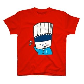 そうめん侍「えへ...」 T-shirts