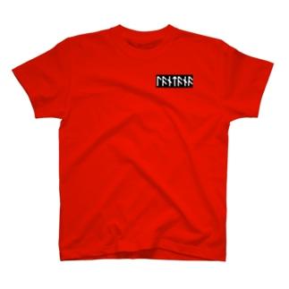 Lantana Tシャツ黒ロゴ T-shirts