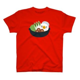 ミズタキ(⁰⊖⁰)esa T-shirts
