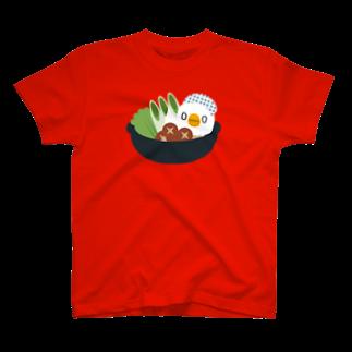 (\( ⁰⊖⁰)/) esaのミズタキ(⁰⊖⁰)esa T-shirts