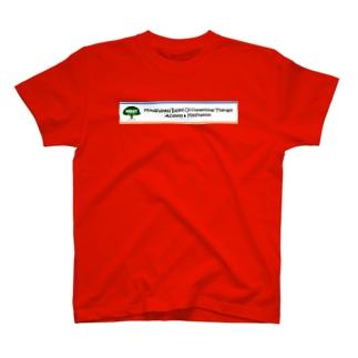 MBOT公式グッズ T-shirts