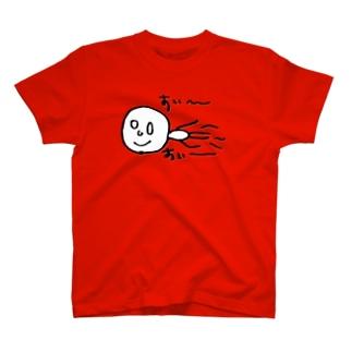 平凡な棒人間が行く T-shirts