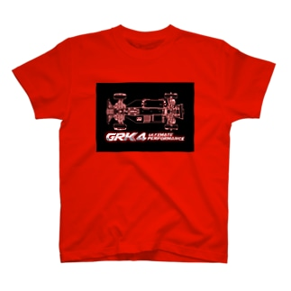 GRK4 T-shirts
