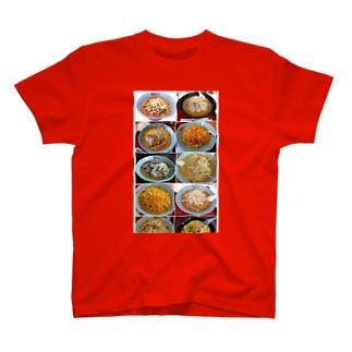 くるまやラーメン T-shirts
